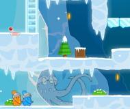 Покемоны и Ледяной храм